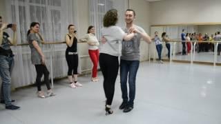 Andrii Dubrov &  Yulia Tkachenko - KIZOMBA improvisation