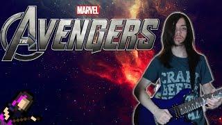 """""""The Avengers Theme"""" Metal Cover // Nah Tony"""