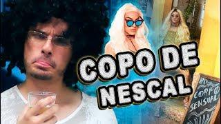 PARÓDIA COPO DE NESCAU ♫ Corpo Sensual | Pabllo Vittar feat. Mateus Carrilho