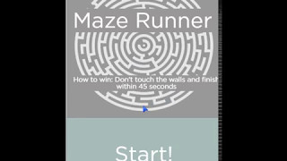 I Made A Game on AppLab Using JavaScript! [Maze Runner]