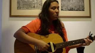 Paula Bessa - Sente a Brisa (cover)