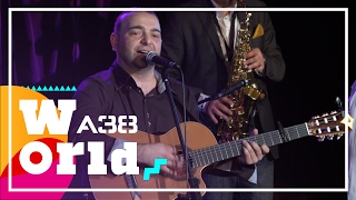 Oláh Gipsy Beats - O biav // Live 2015 // A38 World