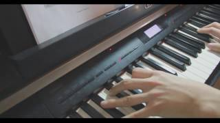 """K.A.R.D """"Don't Recall"""" - Piano Cover"""