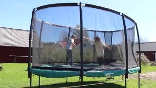BounceCamp and Spring flips! (Double and tripple´s)