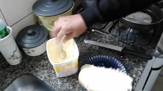 Pão na chapa em casa