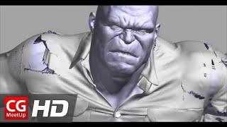 "CGI VFX - Making of ""Hulk"" Part 1 - The Avengers - Industrial Light & Magic"