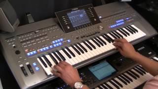 EL CONDOR PASA : YAMAHA TYROS 5 Reggae Version (PETRY GILLES)