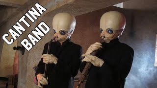 Cantina Band Flute Cover