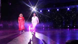 Strictly Inverness 2016 Steven Geegan & Carla Smith American Smooth taught by Claire Darcy
