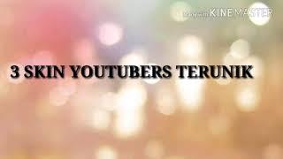 3 Skin youtubers Terunik Di Indonesia