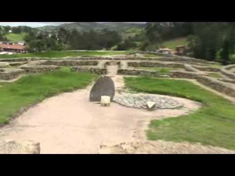 Ecuador El Tambo inca pirca 3 xvid