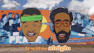 EVERYTHING'S GONNA BE ALRIGHT feat. BJ THE CHICAGO KID & THE HAMILTONES