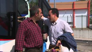 Quim Roscas e Zeca Estancionâncio apoiam A GAIOLA DOURADA!