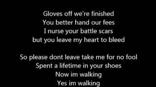 Chase & Status - All Goes Wrong ft. Tom Grennan LYRICS