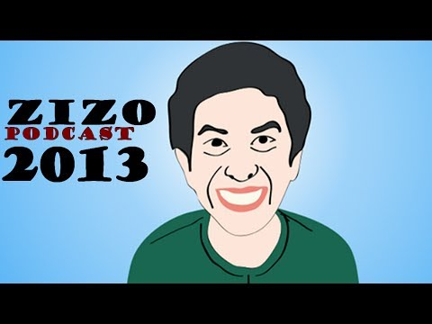 أقوى لحظات زيزو بودكاست سنة 2013  ... ZIZO PODCAST EP8
