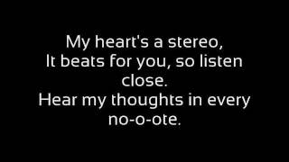 Stereo Hearts - Jason Chen Cover/Remix - [lyrics]