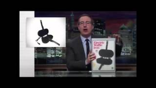 John Oliver's counter proposal to Donald Trump's wall