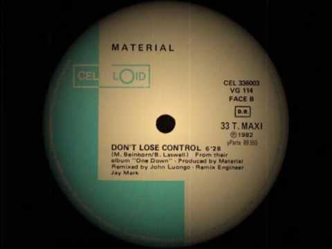 material-dont-lose-control-vinylrip-disco-funk