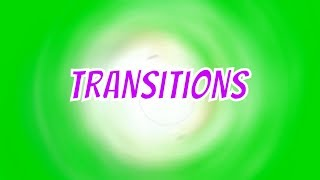 stock footage - Vortex - Smoke - Transitions - Vortex transition - chroma key - green screen footage