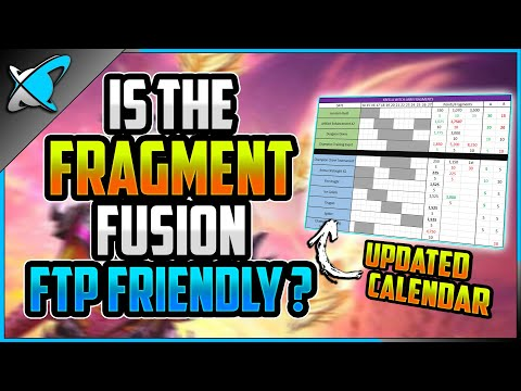 """Is The Fragment Fusion """"FTP FRIENDLY"""" 