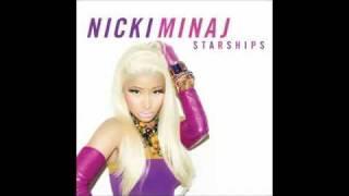Starships - Nicki Minaj (Chipmunks/Chipettes Version)
