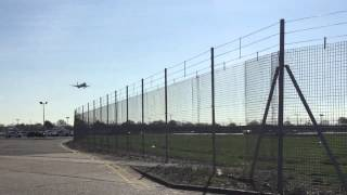 Some plane spotting at Heathrow. LHR