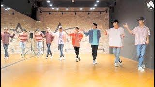 [Kpop Magic Dance] WINNER - Island + VAV - Middle of the Night (ABC)