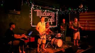 "Andy Mowatt's Steely Jam - ""Gypsyland"" (live)"