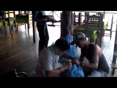 Green Pathways Tours Nicaragua: Kayaking The Rio San Juan