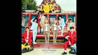 PENTAGON [3rd mini album: Ceremony] - Critical Beauty