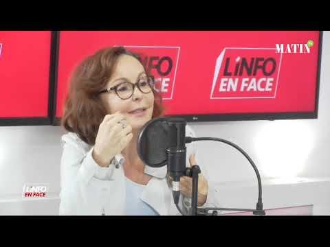 Video : Info en Face : la Rétro'Prospective avec Fathia Bennis
