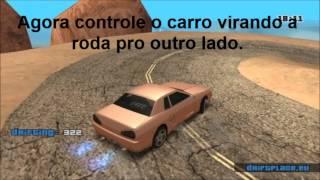 [TUTORIAL] Drift GTA SA/SA-MP de Nitro