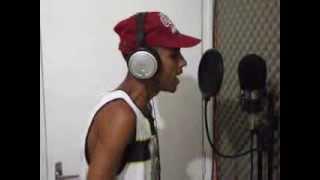 MC ÉLDER - GRAVAÇÃO NO ESTUDIO DJ FB