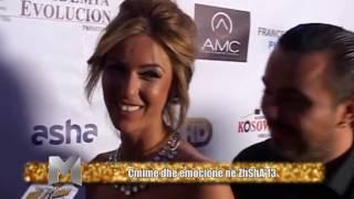 ADELINA TAHIRI ZHURMA VIDEO MUSIC AWARDS 9 (2013) - MixMax ZICO TV