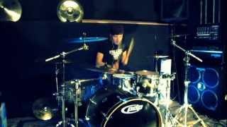 TRAVIS BARKER FT. YELAWOLF - PUSH 'EM (Drum Cover)