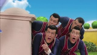 We are number one, but before every one HELLO MY NAME IS NINO is played