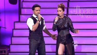 """Lucero y Luis Fonsi cantan """"Quién Como Tú"""" en """"Yo Soy El Artista"""""""