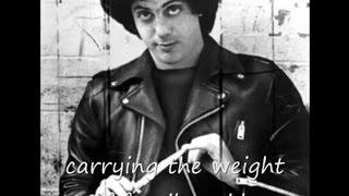 Billy Joel -  James (lyrics on clip)