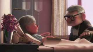 """Clouds"" (by Zach Sobiech) meets ""Up"" (by Pixar)"