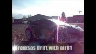 Tra xxas Drift with air81