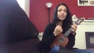 Try Again - Aaliyah - CZARINA (ukulele cover)