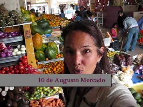 Got Fruit? Shopping in Cuenca, Ecuador