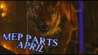MEP Parts || April 2017