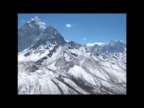 Everest Base Camp trek, March 2011