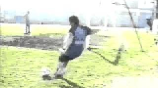 Maradona Espectacular Gol En Entrenamiento