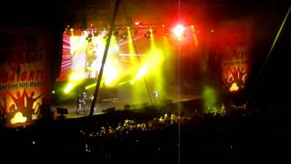 Madcon - Beggin (Live @ STARS for FREE 2011)