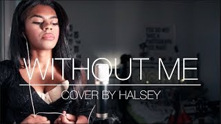 Without Me - Halsey (Acoustic cover by Nas)