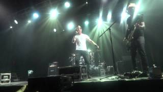 Thousand Foot Krutch - War of Change (live in Moscow)