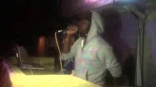 Frassman Brilliant Performs 'Pop Off' LIVE in Mobay(Exact Mondays) Feb 2016