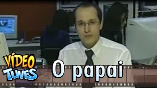 Gafes da TV - O papai